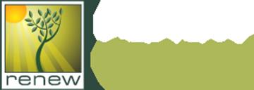 Renew Energy Solar Panels Logo