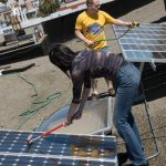 A quick guide to solar panel cleaning in Perth