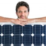 What is the process for getting solar panels installed for your home?
