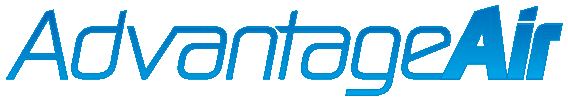 advantage air conditioning system logo
