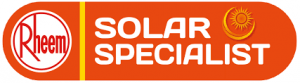 renew energy rheem solar specialist perth solar hot water logo