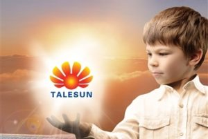 talesun solar panels module logo renew energy perth australia